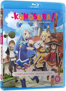 Konosuba Season 1 - Standard Edition