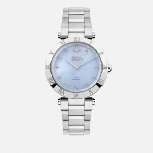 Vivienne Westwood Women's Montagu Watch - Silver