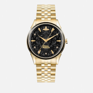 Vivienne Westwood Women's The Wallace Watch - Gold