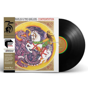 Bob Marley & The Wailers - Confrontation (Half-Speed Master) LP