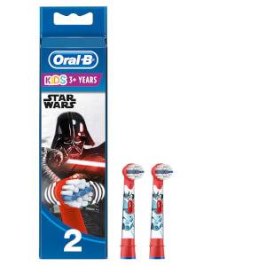 Kids' Opzetborstels Met Star Wars-figuren, Verpakking 2-Pak