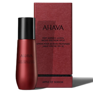 AHAVA Apple of Sodom Deep Wrinkle SPF30 Lotion 50ml