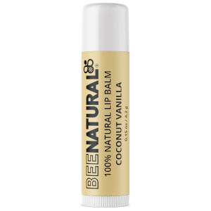 Bee Natural Lip Balm - Coco-Vanilla (New 2021)