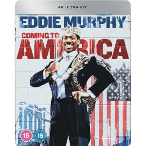 Il principe cerca moglie - Steelbook 4K Ultra HD (Include Blu-Ray 2D) - Esclusiva Zavvi