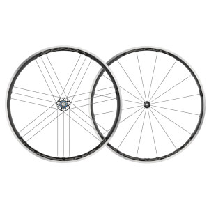 Campagnolo Zonda C17 Dark Label Limited Edition Clincher Wheelset - Shimano/SRAM