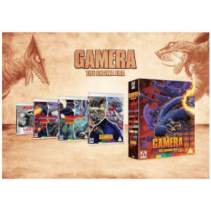 Gamera - The Showa Era