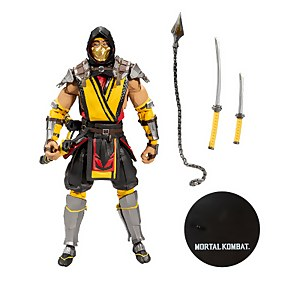"McFarlane Toys Mortal Kombat 2 7"" Figures - Scorpion Action Figure"
