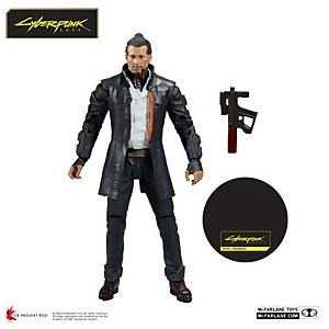 "McFarlane Toys Cyberpunk 2077 2 7"" Figures - Takemura Action Figure"