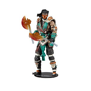 "McFarlane Toys Mortal Kombat 4 7"" Figures - Sub Zero - Bloody Action Figure"