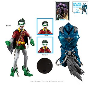 "McFarlane Toys DC Multiverse Build-A 7"" Action Figure - Wv2 - Robin Crow Action Figure"