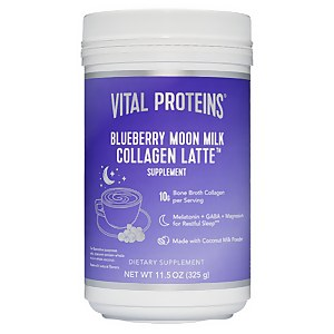 Blueberry Moon Milk Collagen Latte™ 325g