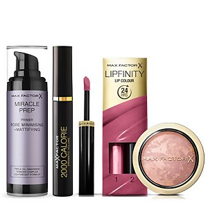 Max Factor Iconic Beauty Bundle
