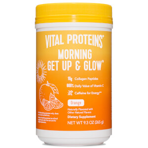 Vital Proteins® MORNING GET UP AND GLOW - ORANGE - CANISTER
