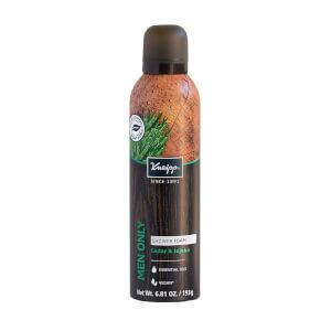 Kneipp Cedar and Jojoba Shower Foam 6.81 oz