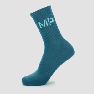 MP Limited Edition Impact Crew Socks Teal