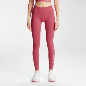MP Women's Fade Graphic Training Leggings - Berry Pink