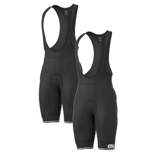 Alé Solid Blend Winter Bibshorts