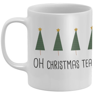 Oh Christmas Tea, Oh Christmas Tea Mug