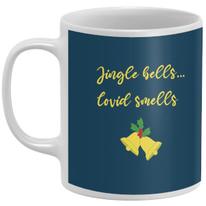 Jingle Bells... Covid Smells Mug