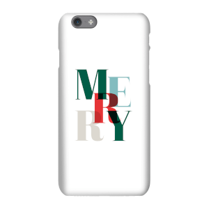 Merry Phone Case for iPhone and Android