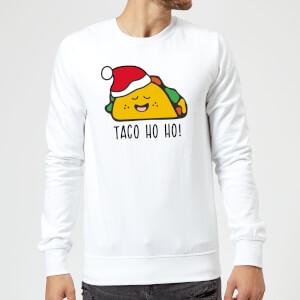 Taco Ho Ho! Sweatshirt - White