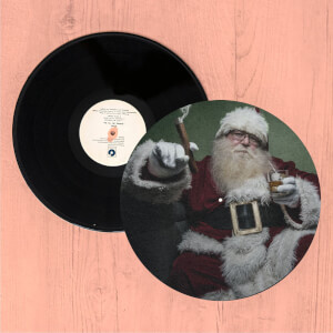 Bad Santa Slip Mat