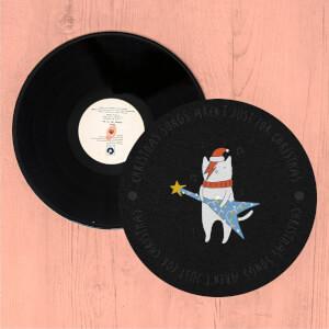 Bowie Cat Slip Mat