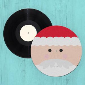 Santa Grandad Slip Mat