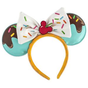 Loungefly Disney Minnie Mouse Sweet Treats Ears