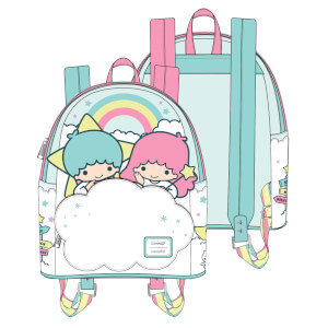 Loungefly Sanrio Little Twin Stars Two Stars On Cloud Mini Backpack