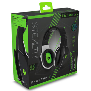 Series X Stereo Gaming Headset Phantom X