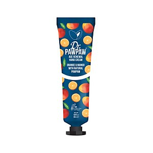 Dr. PAWPAW Age Renewal Hand Cream Mango & Orange 30ml