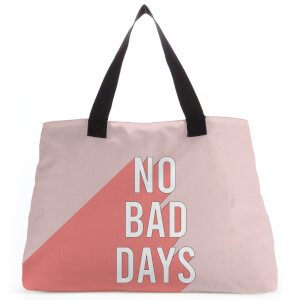 No Bad Days Large Tote Bag