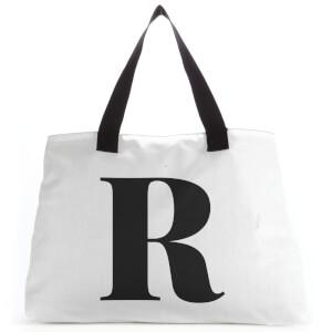 R Large Tote Bag