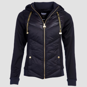 Barbour International Women's Roe Sweat - Black