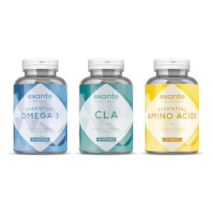 Active Lifestyle Supplements Bundle