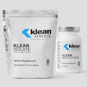 Klean Multivitamin & Klean Isolate Bundle