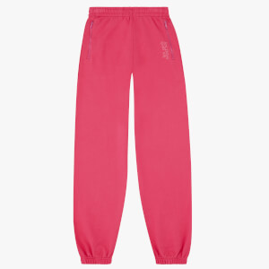 Les Girls Les Boys Women's Loopback Slim Joggers - Raspberry