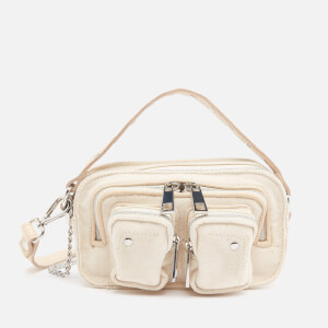 Núnoo Women's Helena Canvas Cross Body Bag - Sand