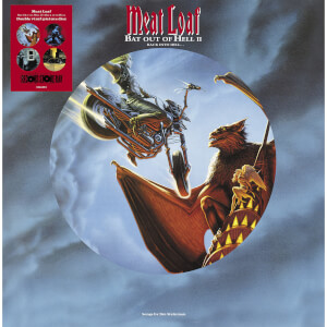 Meatloaf - Bat Out Of Hell II: Back Into Hell 2LP Picture Disc (RSD 2020)