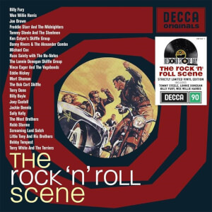 Various Artists - The Rock And Roll Scene 2LP (RSD 2020)