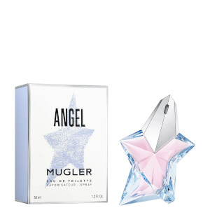 MUGLER Angel Eau de Toilette Natural Spray Standing Star (Various Sizes)