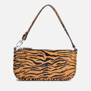 by FAR Women's Rachel Pony Hair Bag - Tiger-Print