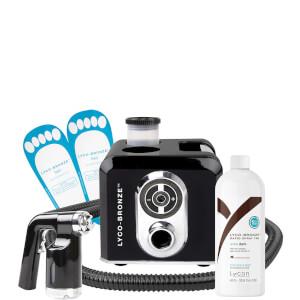 Lycon Lyco-Bronze Professional Spray Tan Kit