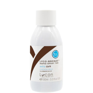 Lycon Lyco-Bronze Spray Tan -  Extra Dark 100ml
