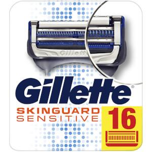 Gillette SkinGuard 16 Blade Pack Bundle