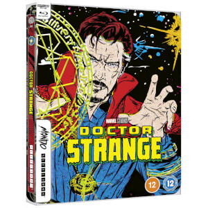 Marvel Studios' Doctor Strange - Mondo #41 Zavvi Exclusive 4K Ultra HD Steelbook (includes Blu-ray)