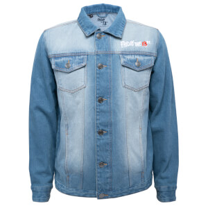 Friday The 13th Classic Denim Jacket - Blue