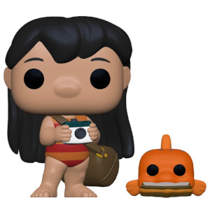 Disney Lilo & Pudge Pop! Vinyl