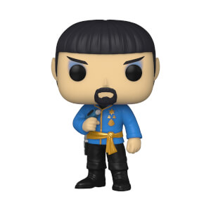 Star Trek Mirror Mirror Spock Funko Pop! Vinyl